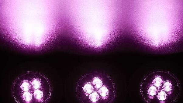 普通發光二極管的檢測
