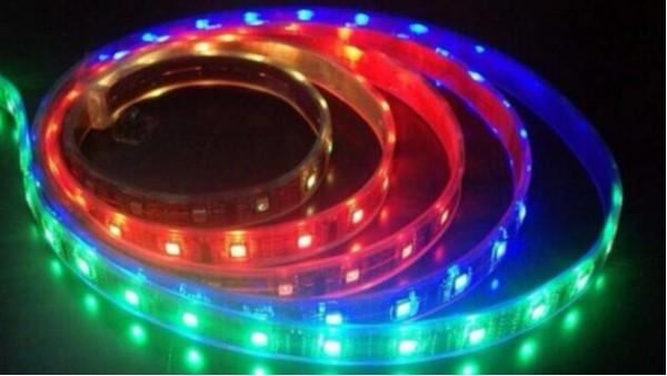 發光二極管的發光原理