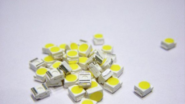 東穎光電可見光貼片LED案例
