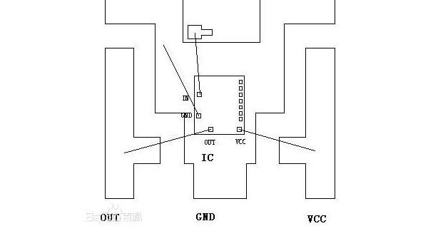 紅外接收頭是什么結構呢?
