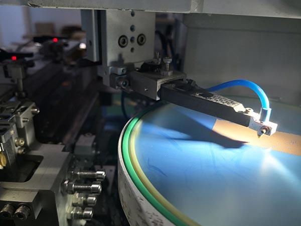 東穎光電 -生產設備
