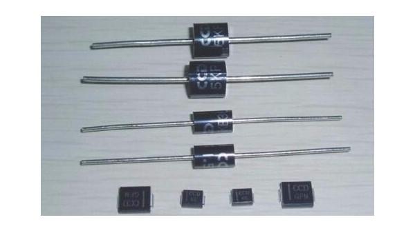 TVS二極管的電特性