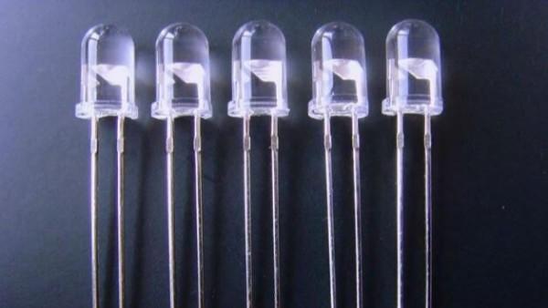 紅外LED燈珠手動焊接的知識點